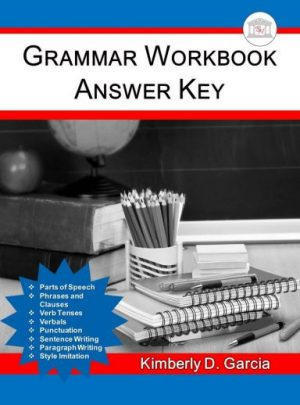 Grammar Workbook Answer Key