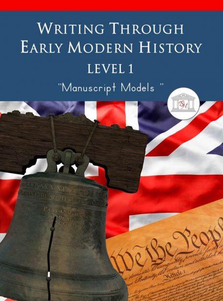 Writing Through Early Modern History Level 1 Manuscript