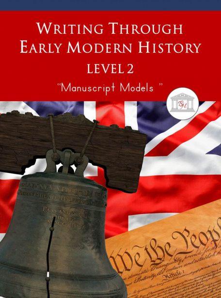 Writing Through Early Modern History Level 2 Manuscript