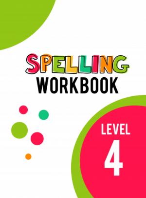 Spelling Workbook Level 4