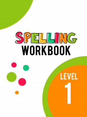 Spelling Workbook Level 1