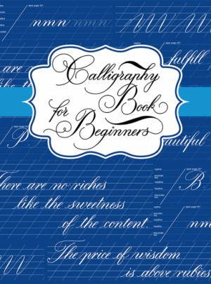 Calligraphy Book for Beginners